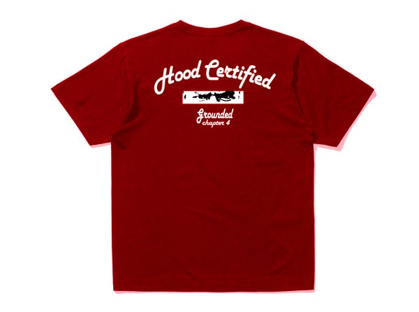 Image of Red Hood Certified T-Shirt