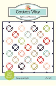 Image of Irresistible #1018 Paper Pattern