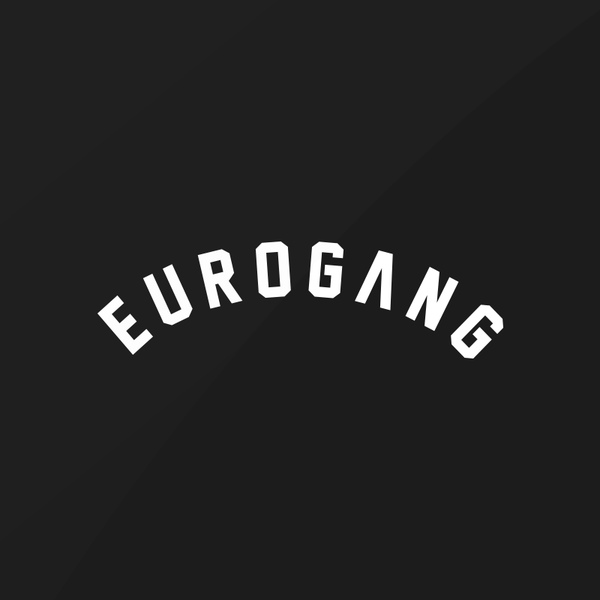 Image of EUROGANG Arch Decal | White