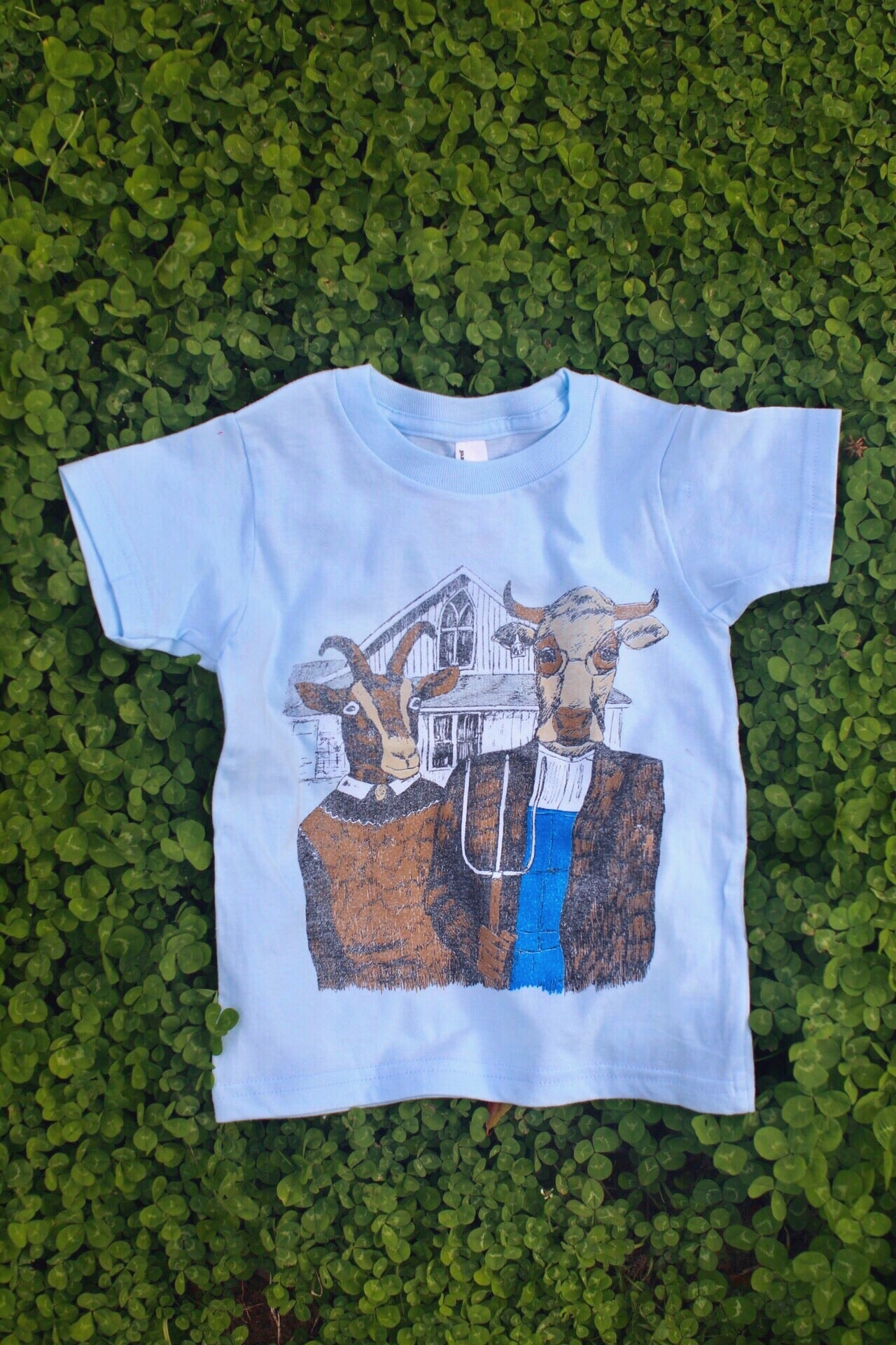 Image of Youth Mr P's Farmer Gothic Tee