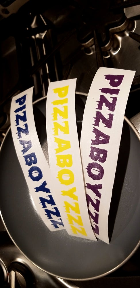Image of LOGO DECAL 3 PACK COMBO