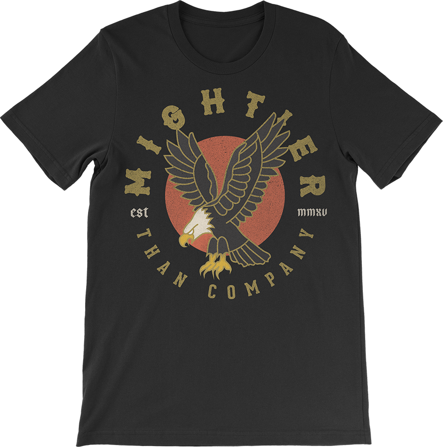 Image of Mighty Eagle - Tshirt