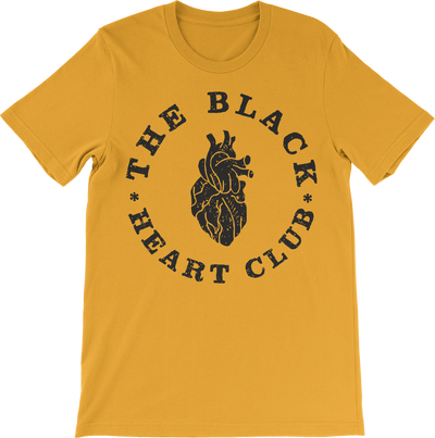 Image of Black Heart Club - Tshirt