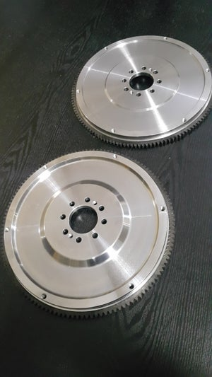 Image of RylisPro Billet Steel Flywheels