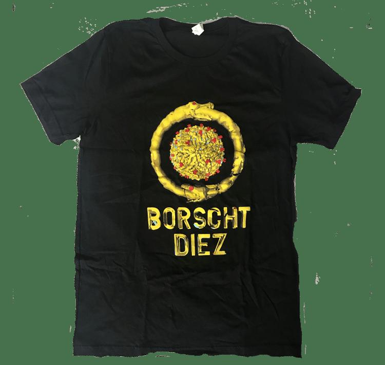 Image of Borscht Diez Shirt