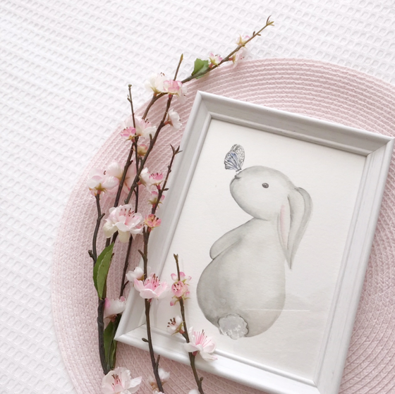 Image of Flopsy Fine Art Print