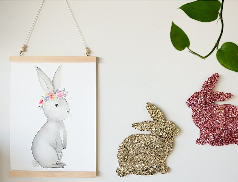 Image of Cottontail Bunny Fine Art Print