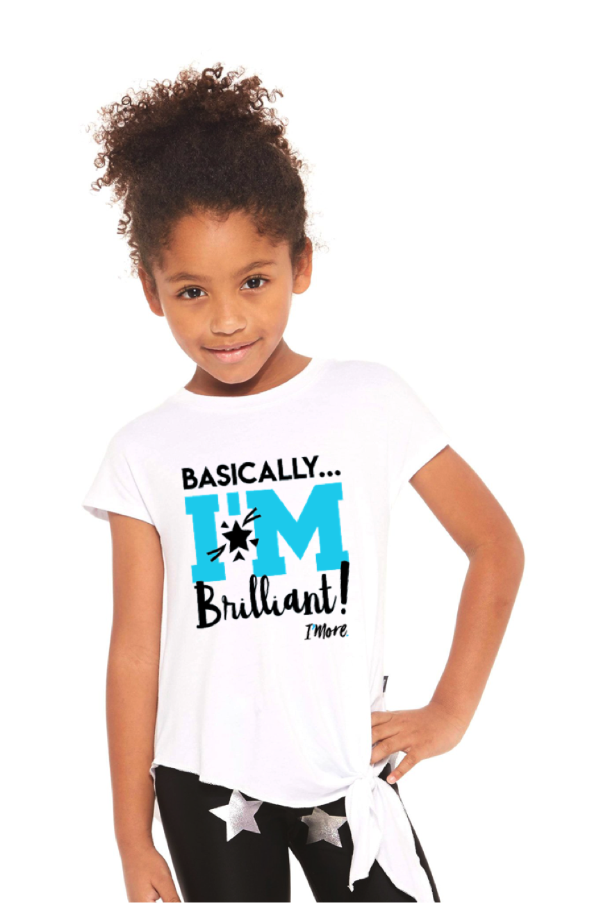 Image of 'BRILLIANT' T