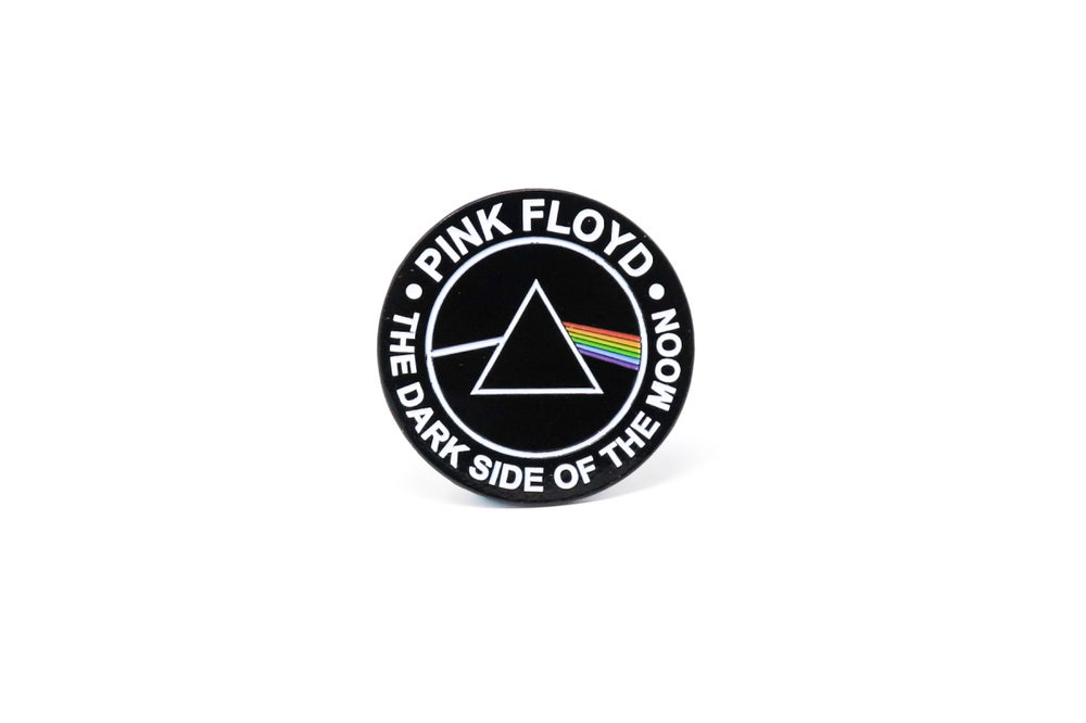 Image of Pink Floyd - The Dark Side of the Moon Enamel Pin