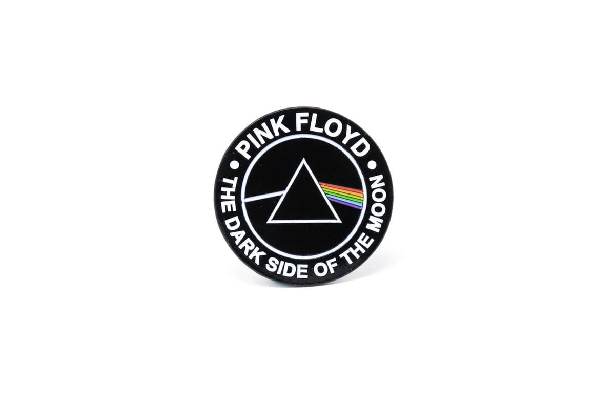 Image of Pink Floyd - The Dark Side of the Moon Enamel Pin