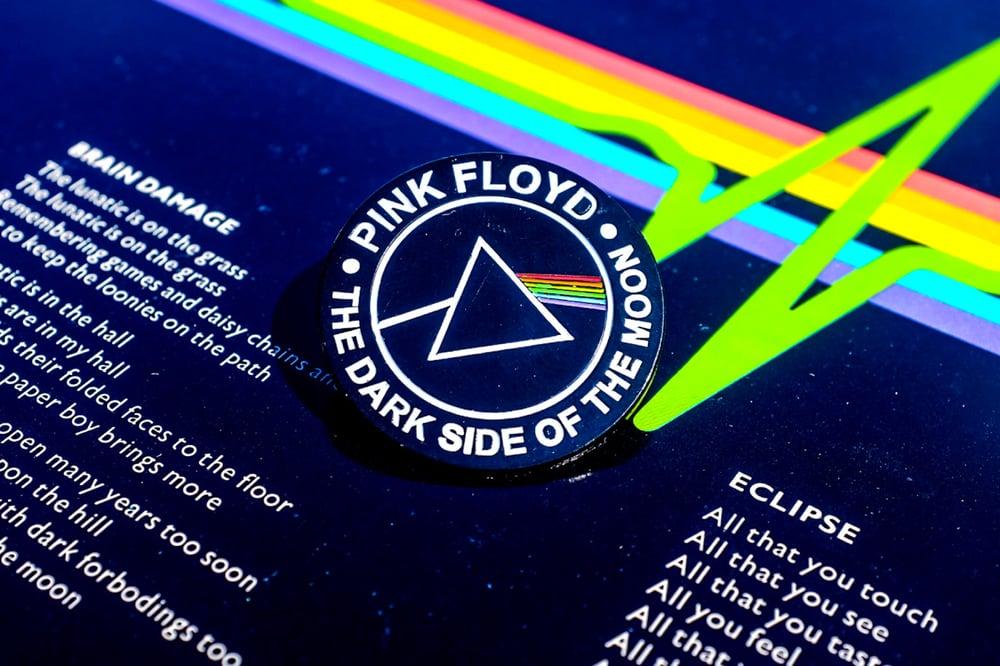 Pink Floyd - The Dark Side of the Moon Enamel Pin