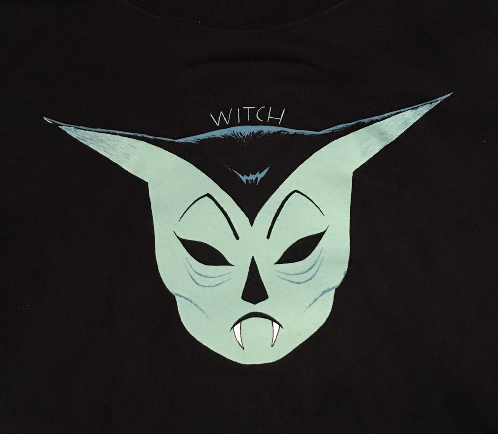 Image of WITCH (HOUSE OF BATS) T-Shirt