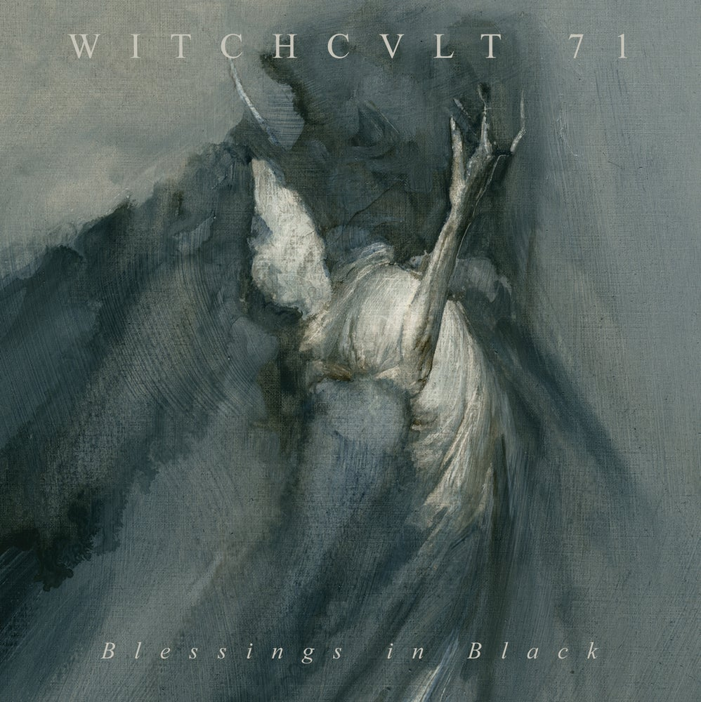 Image of WITCHCVLT 71 - Blessings in Black. Digipack Cd. Free Sticker.
