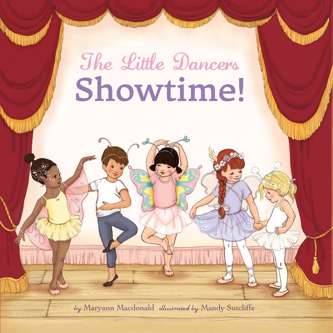 Image of The Little Dancers Picture Book