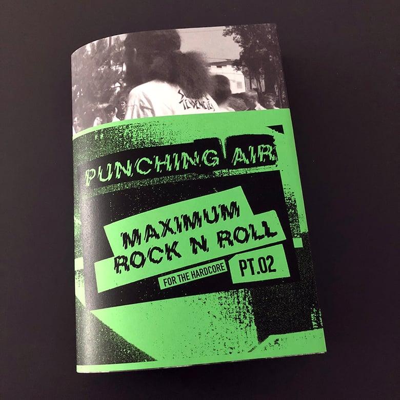 Image of PUNCHING AIR 04