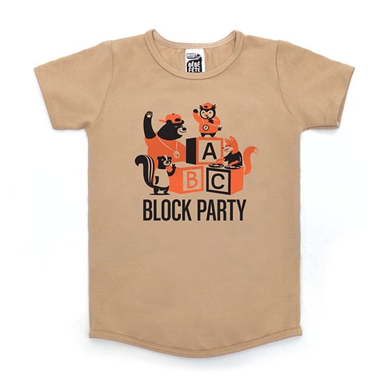 "Image of ""Block Party"" T-Shirt"