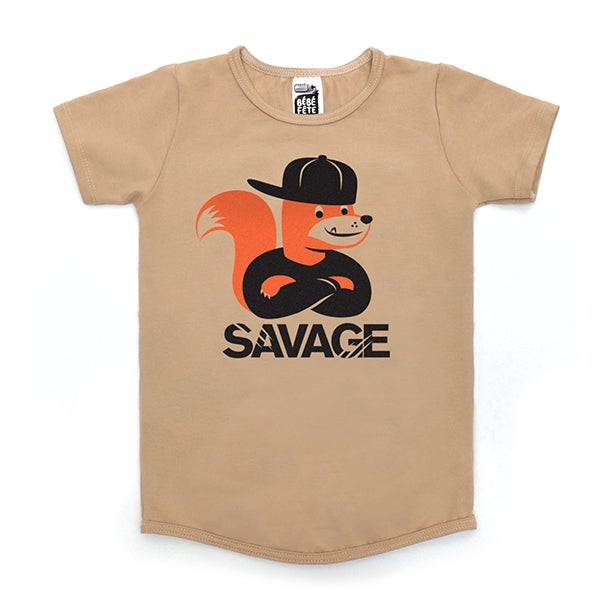 "Image of ""Savage"" T-Shirt"