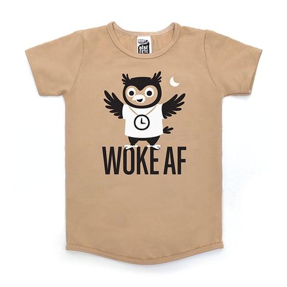 """Image of """"Woke AF"""" T-Shirt"""