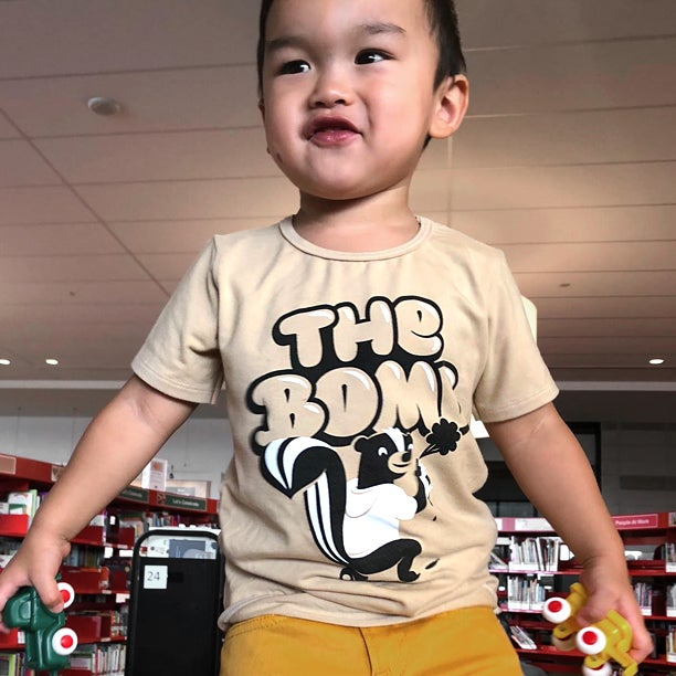 "Image of ""The Bomb"" T-Shirt"