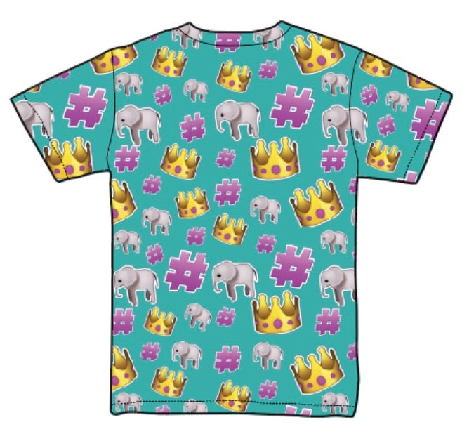 Image of Special Edition: #ElephantQueen Tee