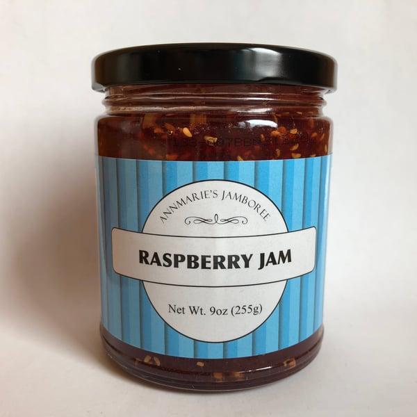 Image of Raspberry Jam