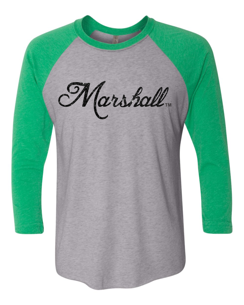 Image of Next Level - Unisex Tri-Blend Three-Quarter Sleeve Baseball Raglan Tee