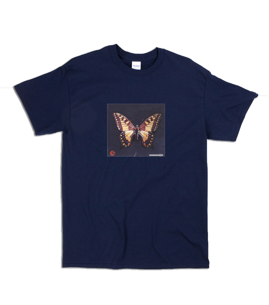 Image of Prismatico Tee Navy