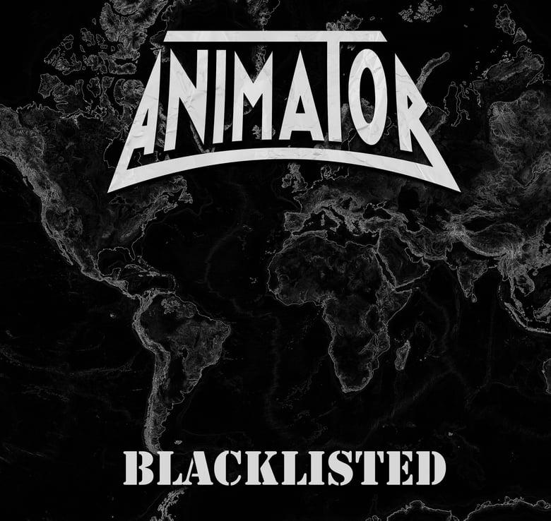 Image of Blacklisted (Full Album - Digipak)