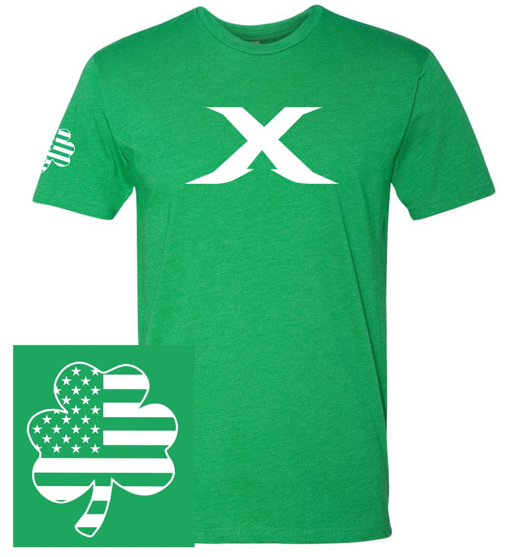 "Image of LIMITED EDITION: ""X"" Shamrock Tee"