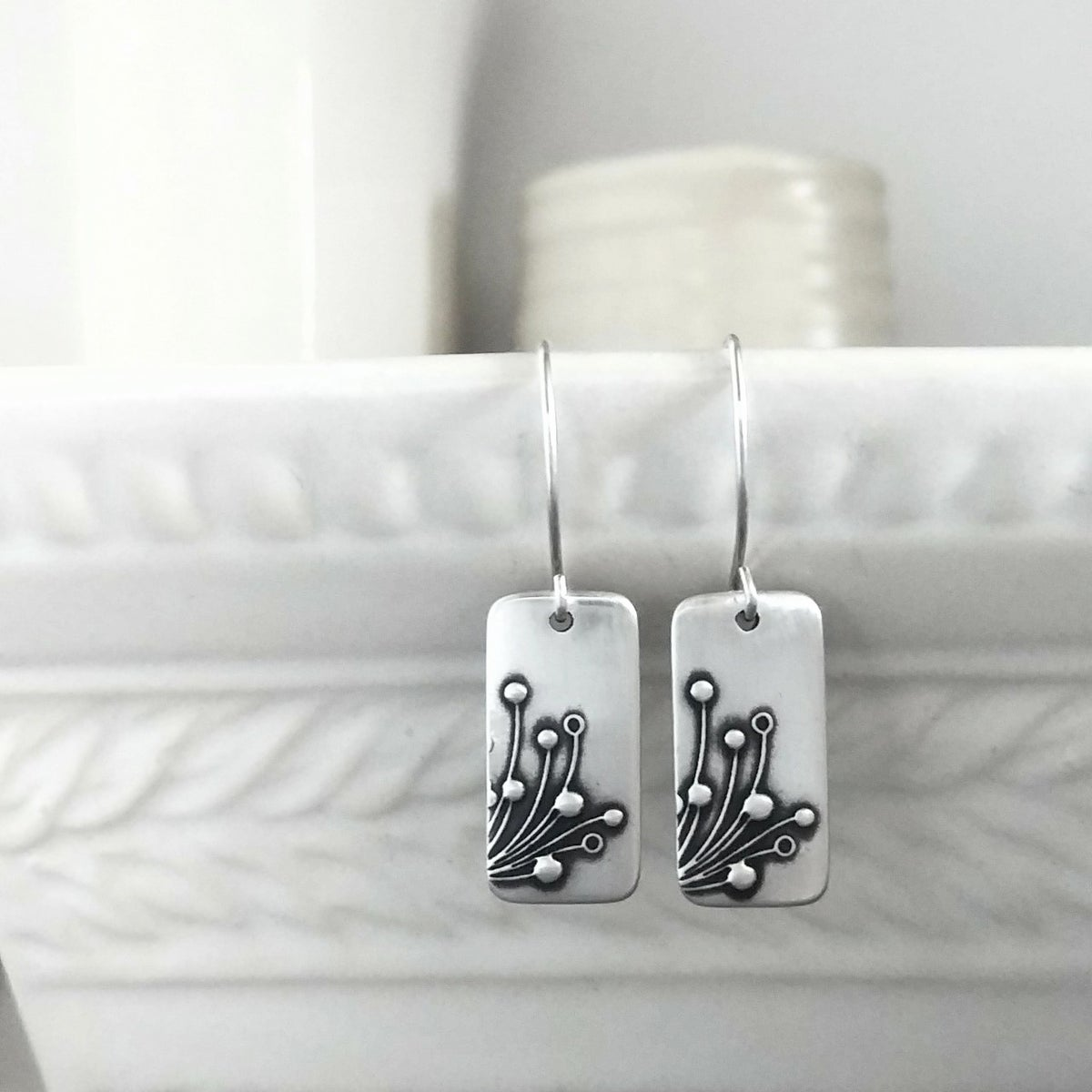 Image of Field of Flowers Earrings