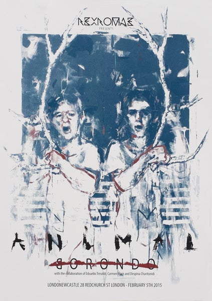 Image of BORONDO | Animal