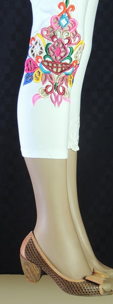 Image of White color Richelieu Capri FW6053