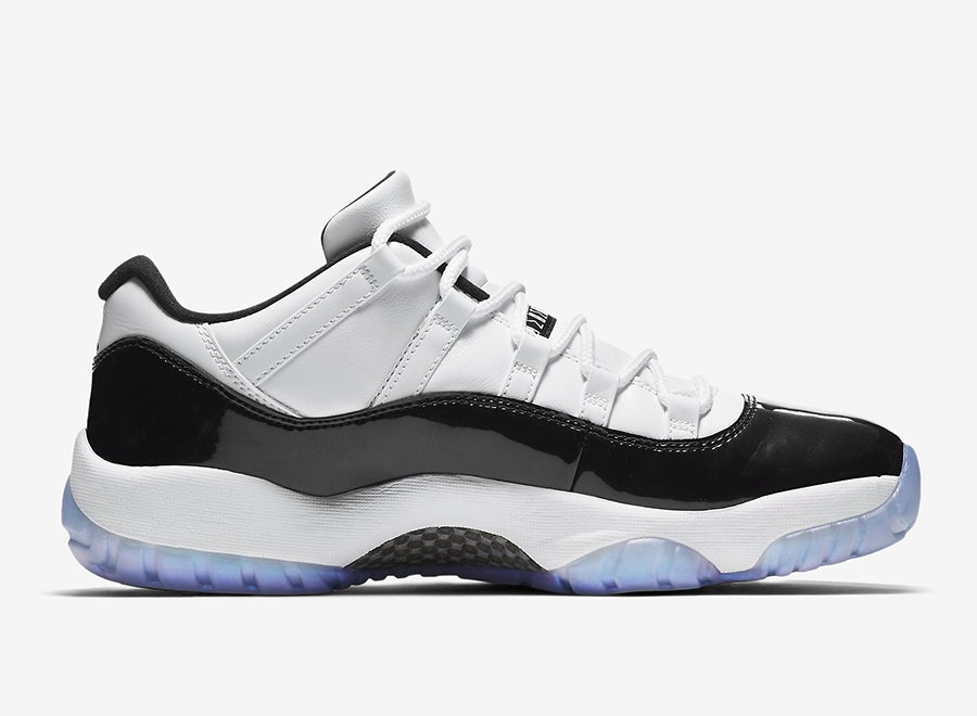 """a9eacd762965 Image of (Preorder) Air Jordan 11 Low """"Easter"""" White Emerald Rise ..."""