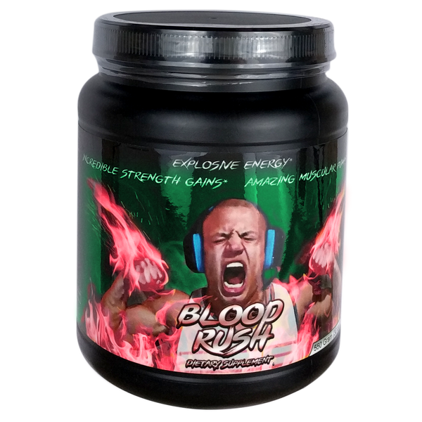 Image of Tyler1 Bloodrush Preworkout - Watermelon