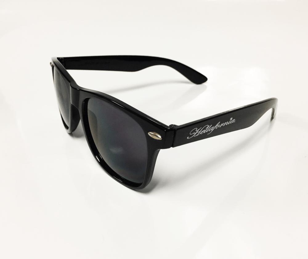 Image of Hellafornia Wayfarer Sunglasses