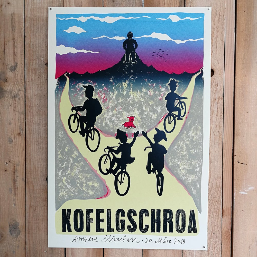 Image of KOFELGSCHROA (München 2018)