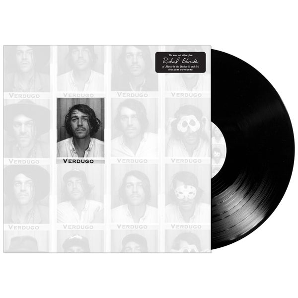 Image of Verdugo - Black Vinyl