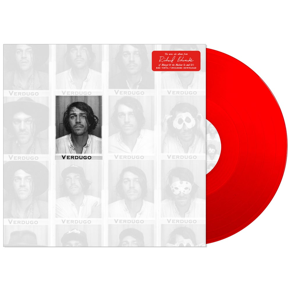 Image of Verdugo - Red Vinyl