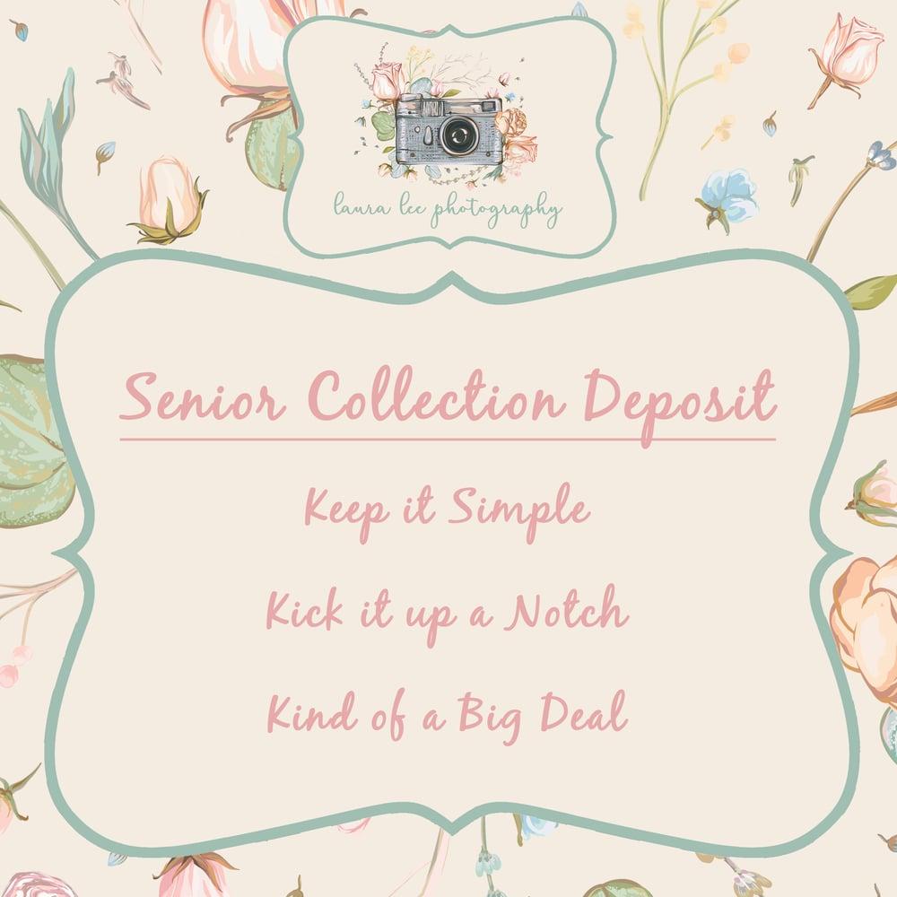 Image of Senior Collection Deposit