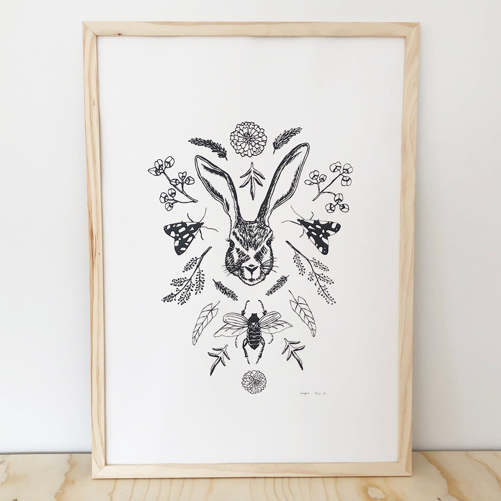 Image of The Meadow Screenprint