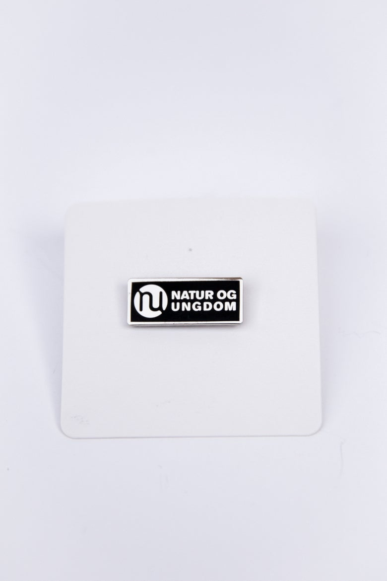 Image of Natur og Ungdom Metal Pin