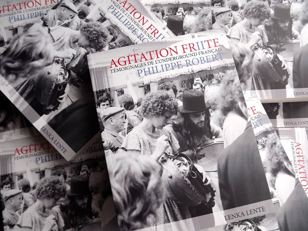 Image of Agitation Frite 2 de Philippe Robert
