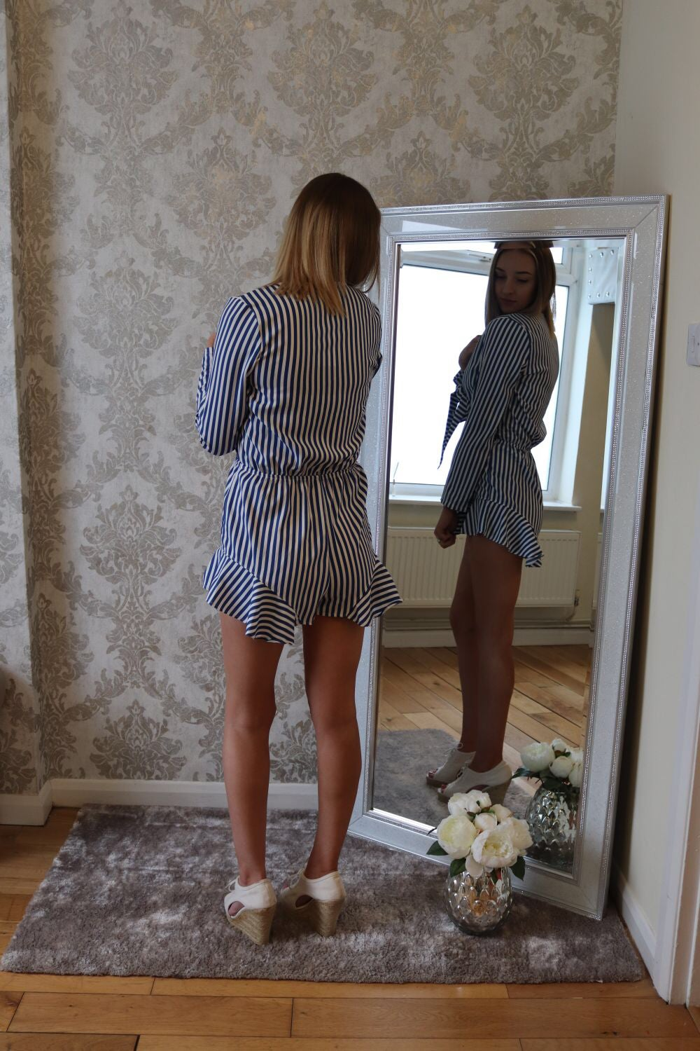 Image of Frankie playsuit