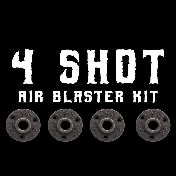 Image of 4 SHOT Air Blaster