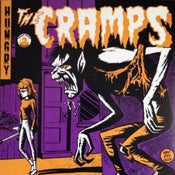 "Image of 7"" The Cramps : Hungry/Hanky Panky  Ltd Edition."