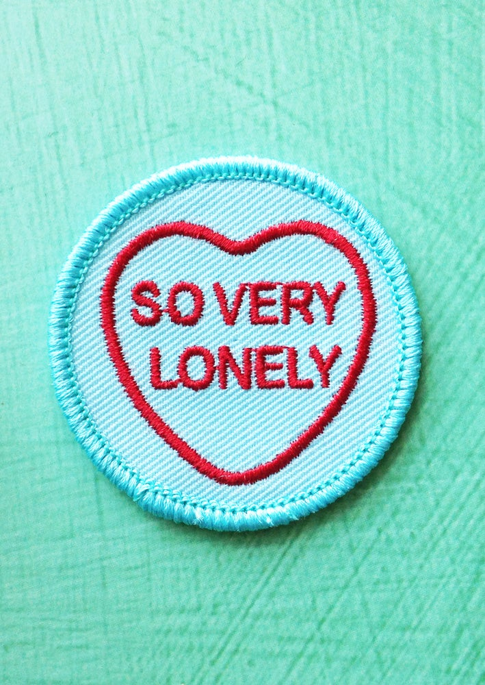 Image of Lonely Heart / So Very Lonely Patch