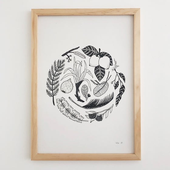 Image of Symbiosis big print