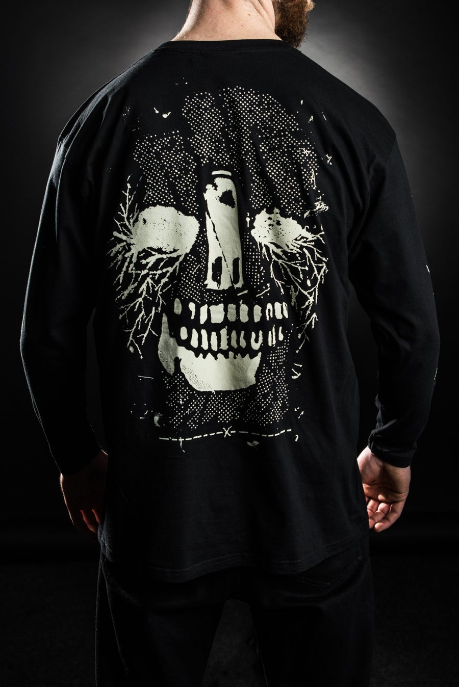 Image of BANDULU BROKEN TEETH LONG SLEEVE