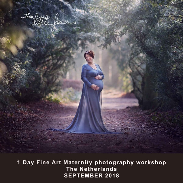 Image of Oosterbeek, The Netherlands – 1 Day Fine Art Maternity Photography Workshop