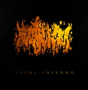 Image of FECALIZER - FECAL INFERNO - CD NEW !!!